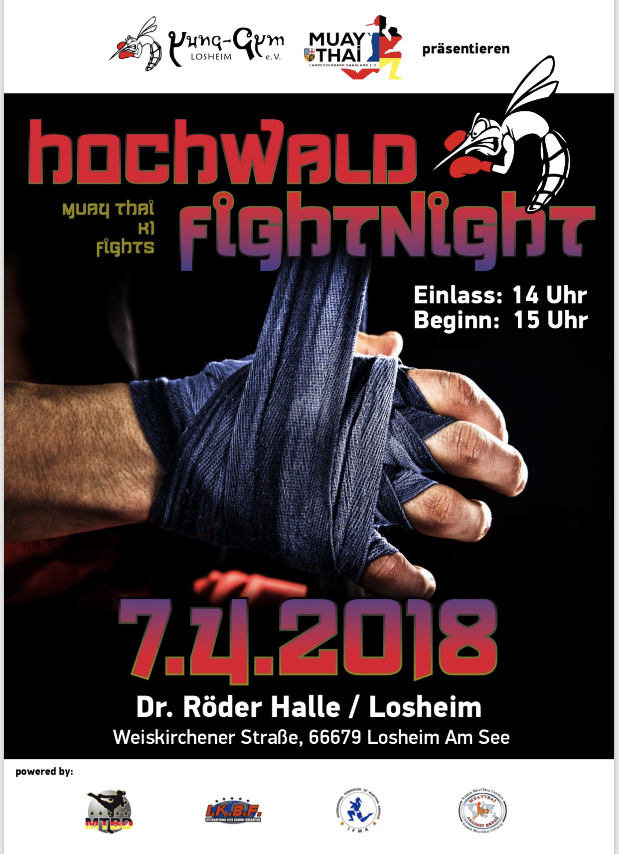 Hochwald Fightnight