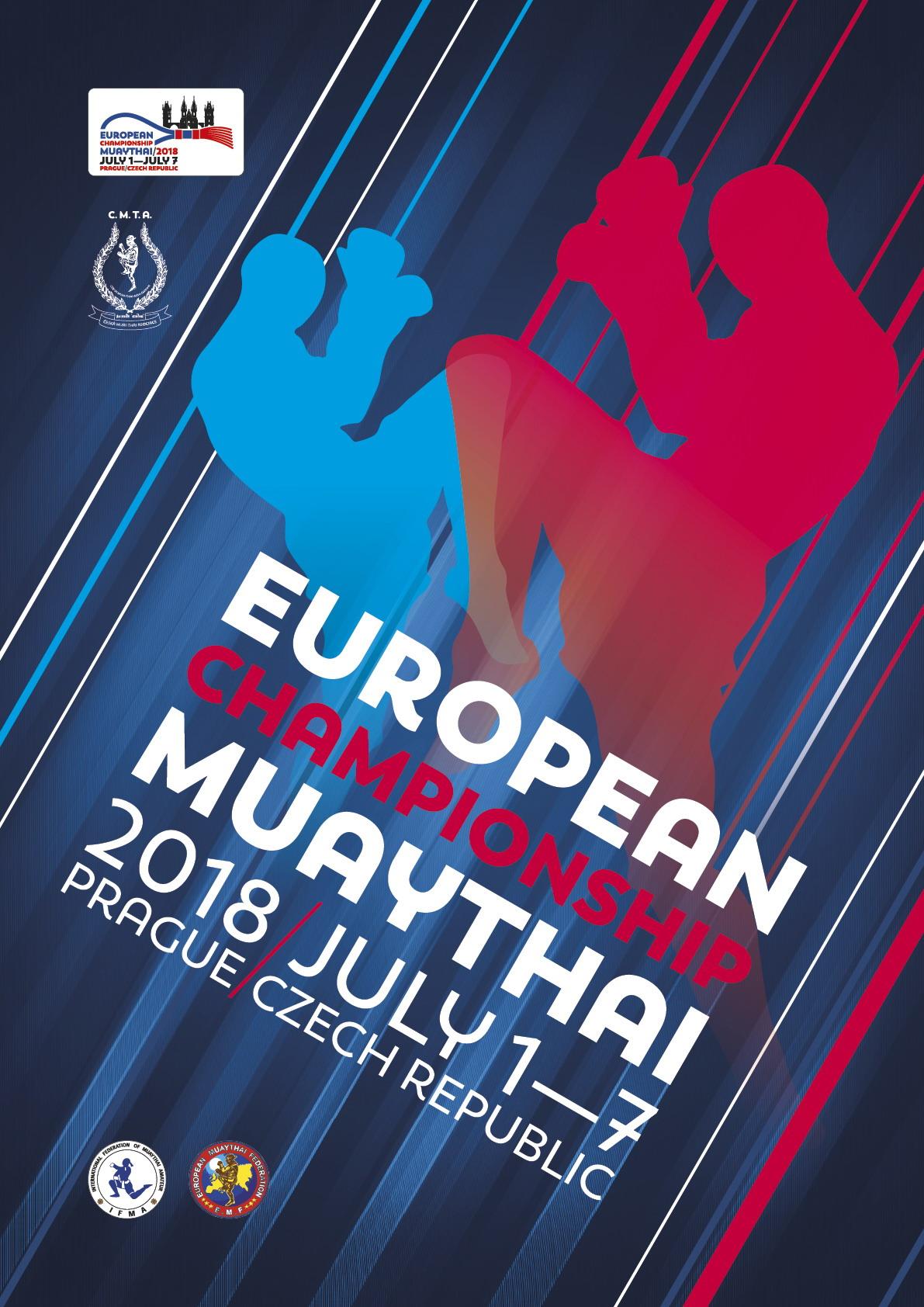 Europameisterschaft Muaythai